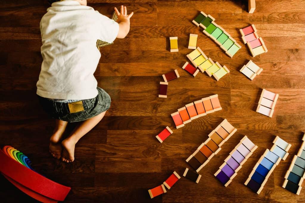 ¿Qué son los manipuladores Montessori? Ejemplos incluidos: Montessori para hoy 1