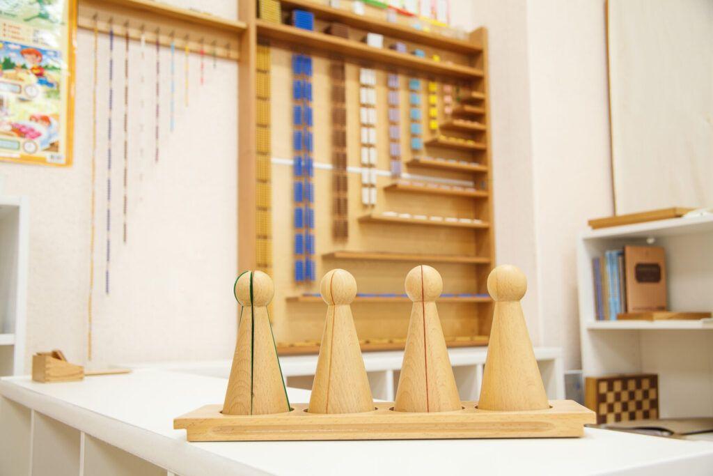 Imagen de pines Montessori.