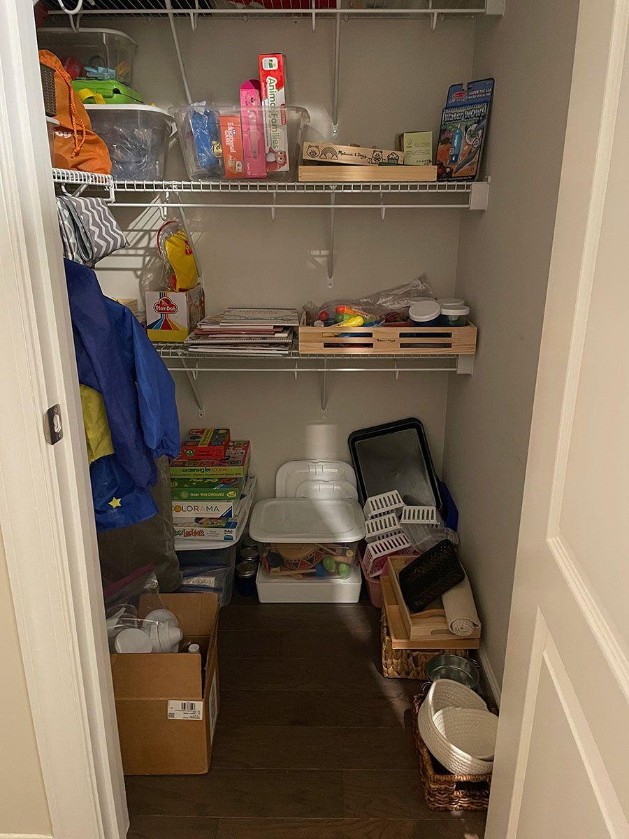 planificador de educación en casa, montessori, actividades para niños, actividades para niños en edad preescolar, organización del armario