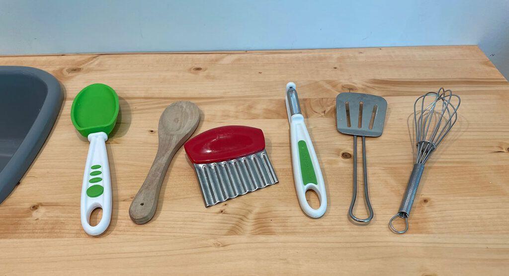 Currículo de lenguaje Montessori, lenguaje hablado, clasificación de objetos, utensilios de cocina, actividades lingüísticas para niños de 2 años, niños de 3 años, niños pequeños, niños en edad preescolar