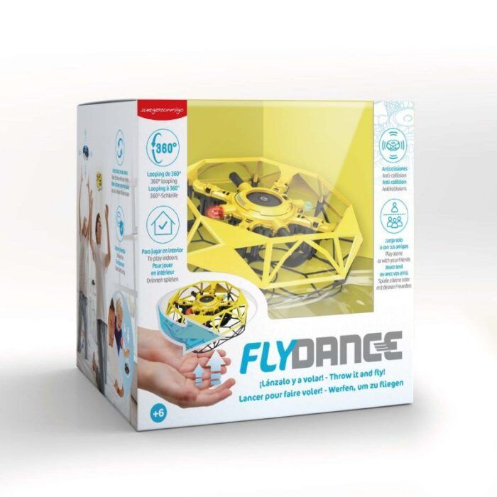 Drone volador Fly Dance 2