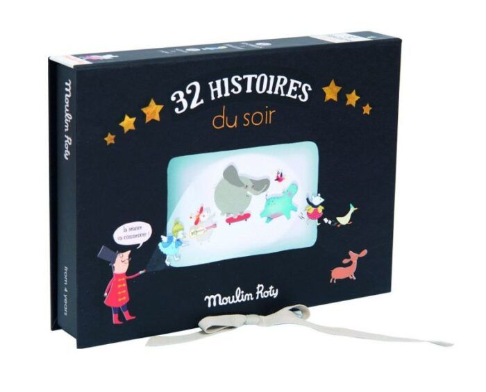 Caja del cine 32 historias Moulin Roty 2