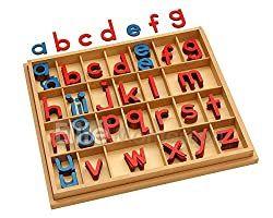 Cómo Montessori enseña el alfabeto y la fonética - Montessori for today 43