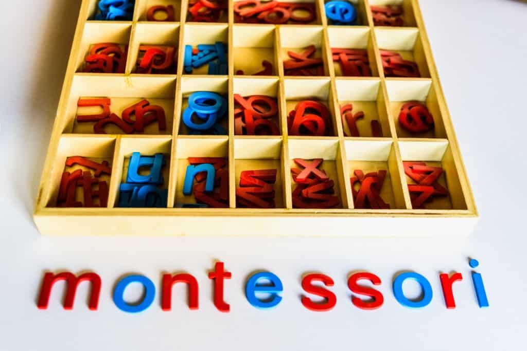 Lenguaje, matemáticas, lectura y más: Montessori para hoy 1