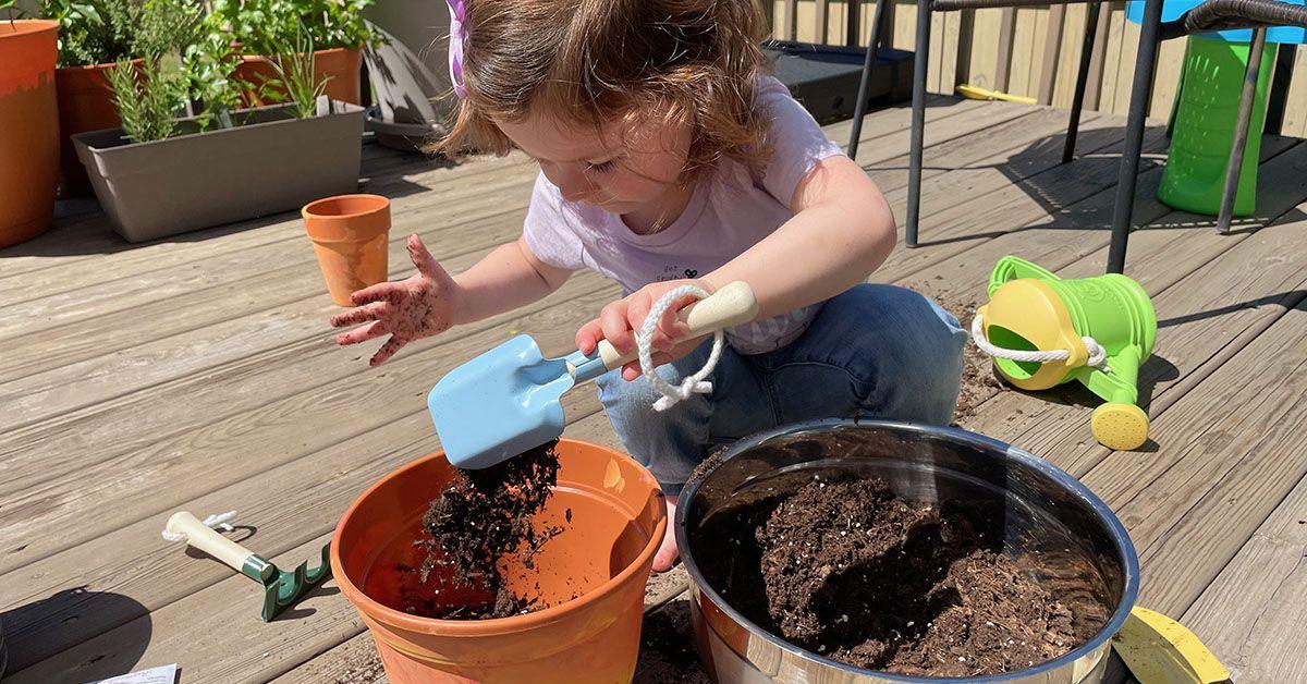Tarjetas Montessori De 3 Partes, Jardinería, Hierbas, Currículo De Idiomas, Preescolar, Niños Pequeños, Actividades Montessori