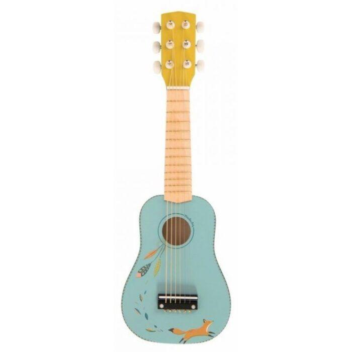 Guitarra El Viaje de Olga 1
