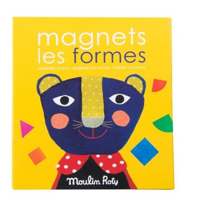 Juego magnético formas 1