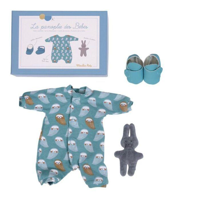 Conjunto ropa Les Bébés 1