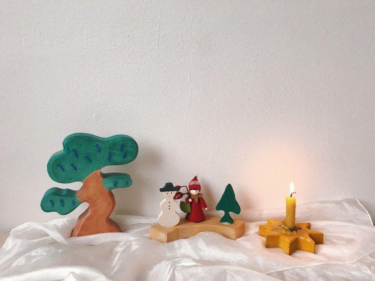 Sueños de invierno: una hermosa infancia 1