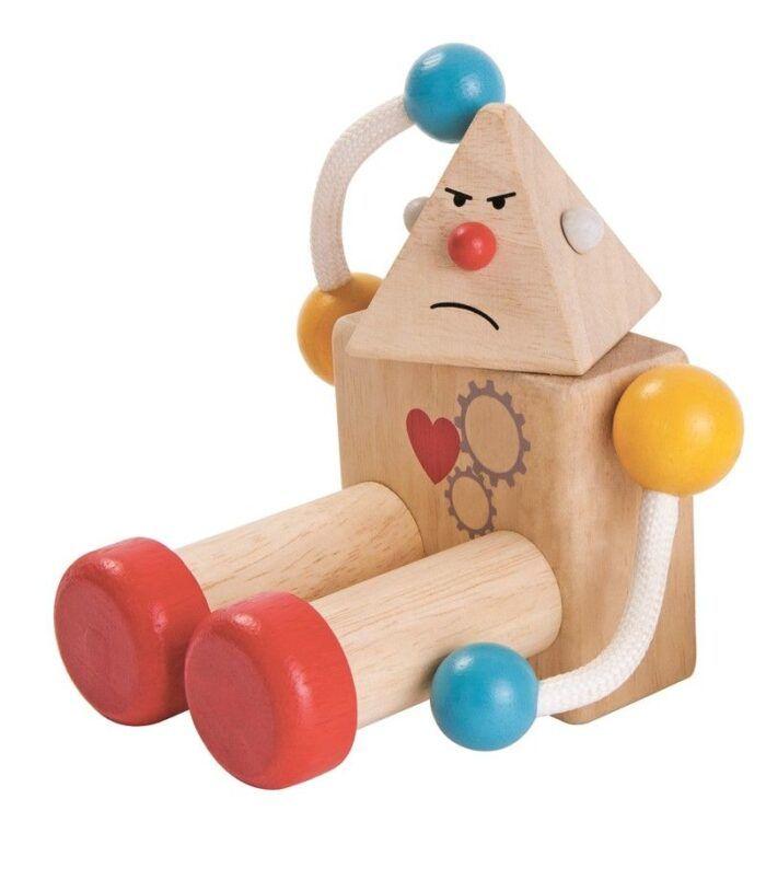 Robot de madera 3