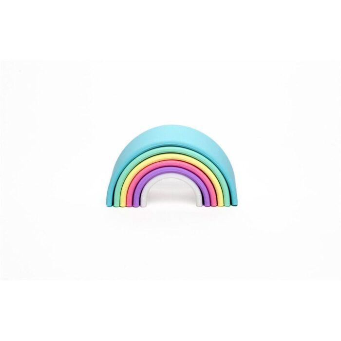 Mi primer arco iris silicona 1