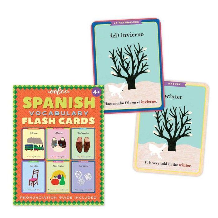 Flash Cards idiomas 1