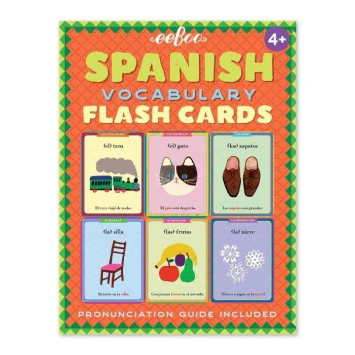 Flash Cards idiomas 2