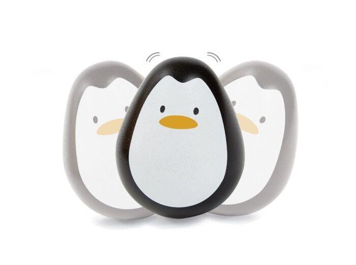 Pingüino tentetieso 1