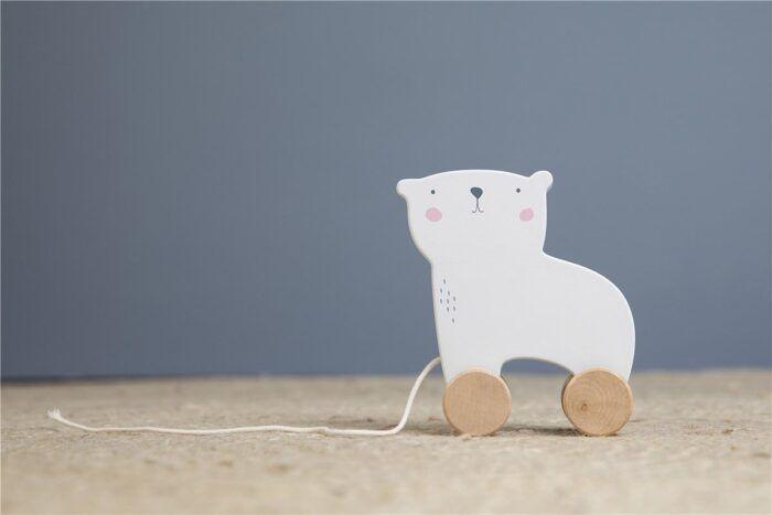 Arrastre oso polar 1