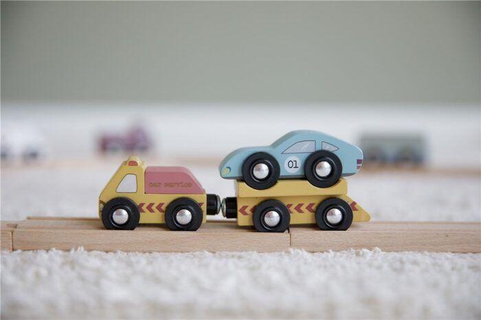 9 vehículos de madera 4