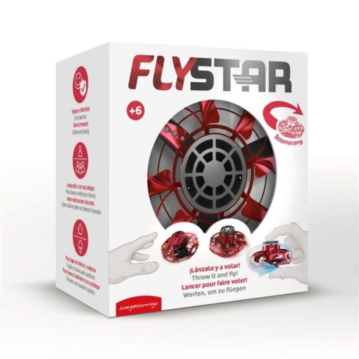 Fly Star rojo 2