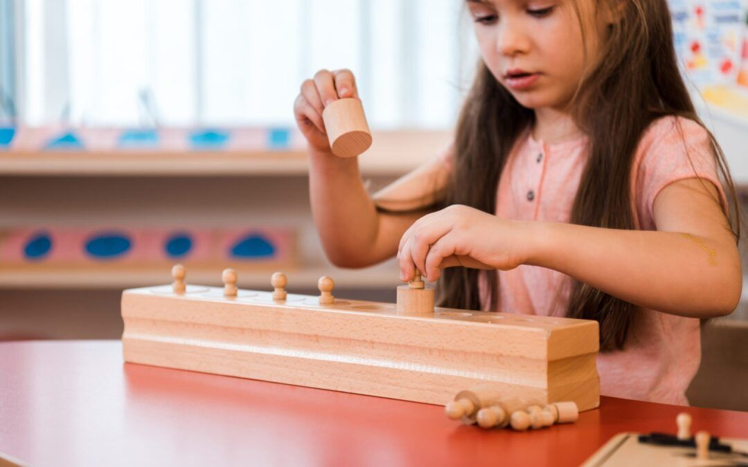 Montessori y escuela tradicional: ¿cuál es la diferencia?