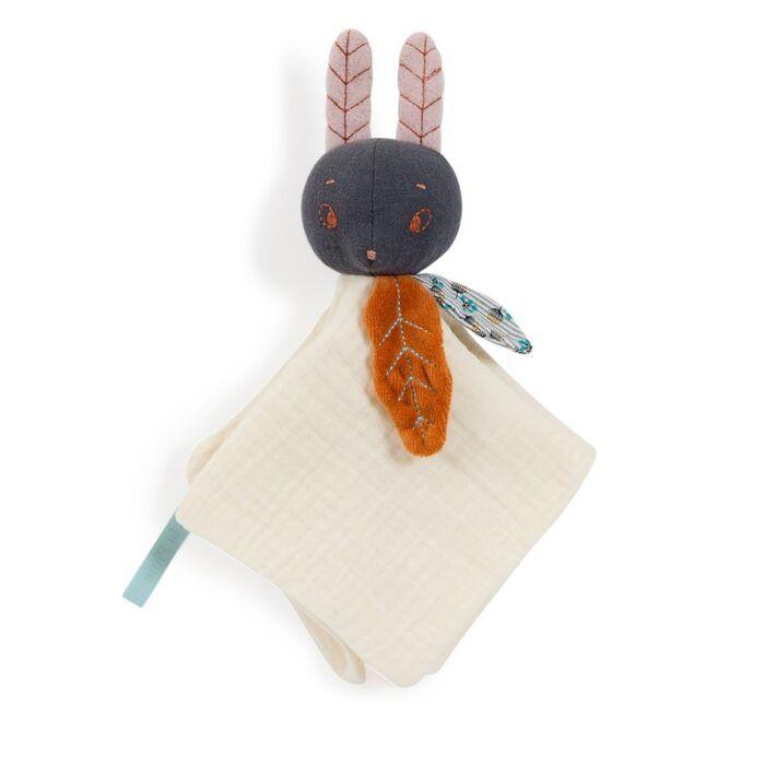 Doudoudou para bebés - dou conejo Moulin Roty
