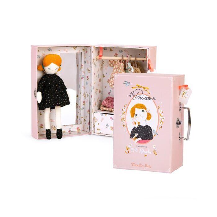 Armario con muñeca Les Parisiennes