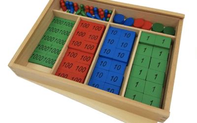 Guía completa del juego de sellos Montessori