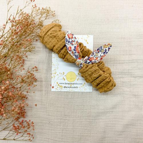 Diadema con orejitas Liberty London Orange
