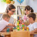 Montessori Kindergarten Learning