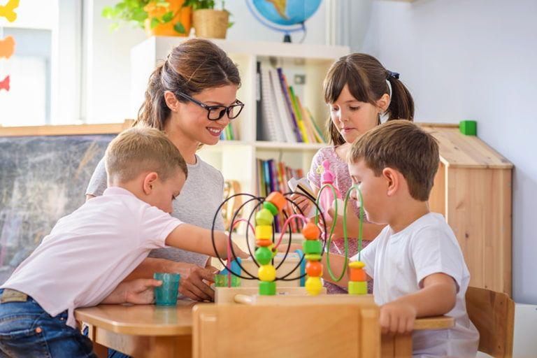 Los mejores materiales didácticos para preescolar Montessori y cómo te ayudarán